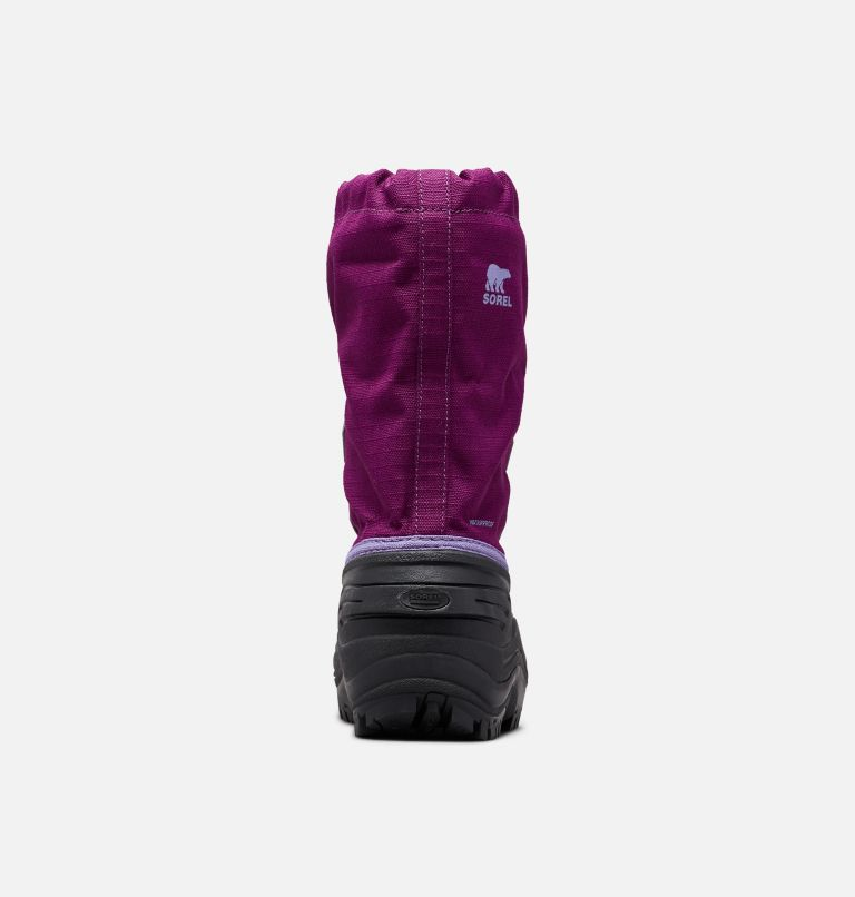 YOUTH SUPER TROOPER™ | 594 | 7 Youth Super Trooper™ Boot, Wild Iris, Paisley Purple, back