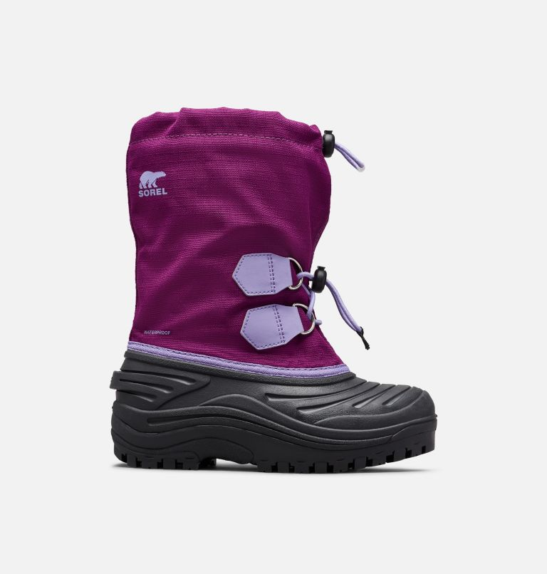 YOUTH SUPER TROOPER™ | 594 | 7 Youth Super Trooper™ Boot, Wild Iris, Paisley Purple, front