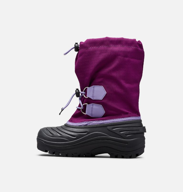YOUTH SUPER TROOPER™ | 594 | 7 Youth Super Trooper™ Boot, Wild Iris, Paisley Purple, medial