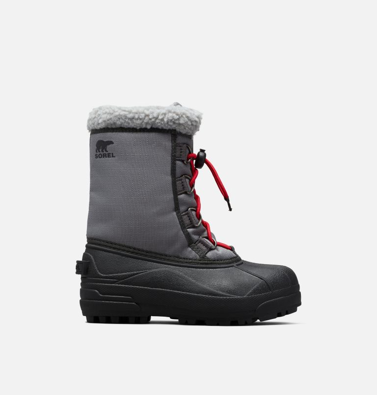 YOUTH CUMBERLAND™ | 023 | 3 Youth Cumberland™ Boot, City Grey, Coal, front