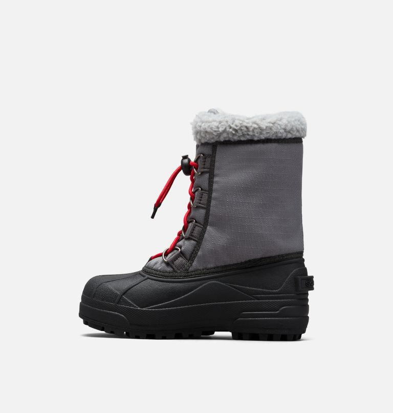 YOUTH CUMBERLAND™ | 023 | 3 Youth Cumberland™ Boot, City Grey, Coal, medial