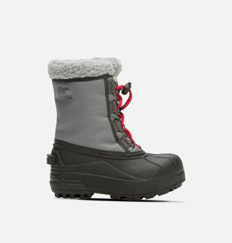 CHILDRENS CUMBERLAND™ | 023 | 8 Kids' Cumberland™ Snow Boot, City Grey, Coal, front