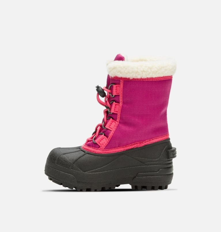 CHILDRENS CUMBERLAND™ | 684 | 8 Kids' Cumberland™ Boot, Deep Blush, medial