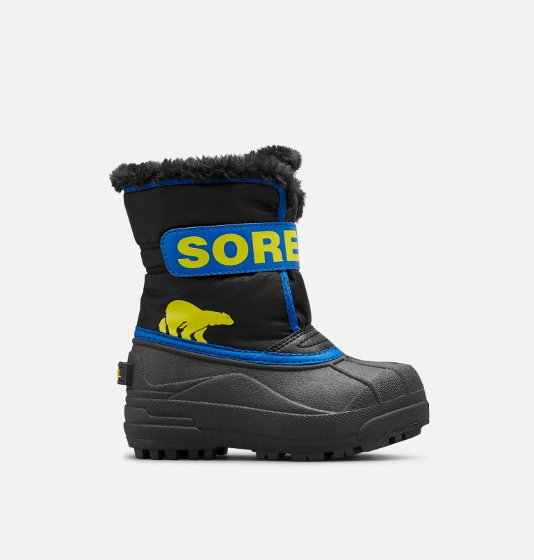 Botte Snow Commander™ enfant Botte Snow Commander™ enfant, front