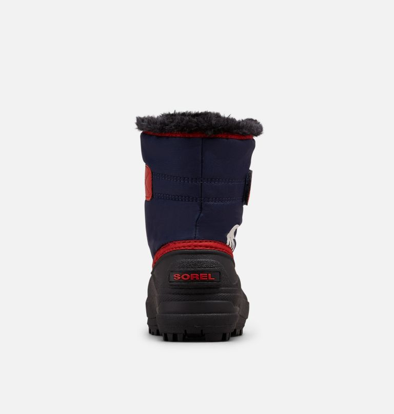 Childrens Snow Commander™ Boot Childrens Snow Commander™ Boot, back