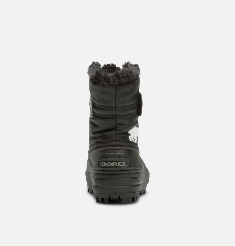 TODDLER SNOW COMMANDER™ | 010 | 5 Snow Commander™ Stiefel für Kleinkinder, Black, Charcoal, back