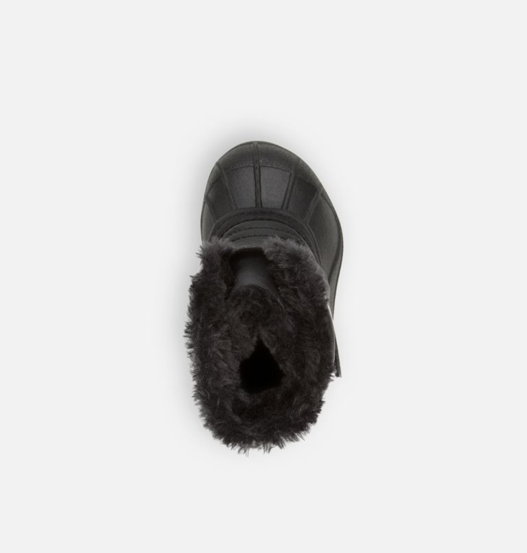 TODDLER SNOW COMMANDER™ | 010 | 5 Snow Commander™ Stiefel für Kleinkinder, Black, Charcoal, top