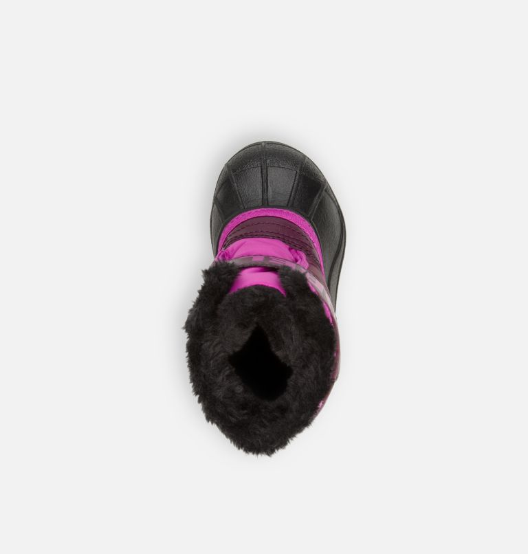 TODDLER SNOW COMMANDER™ | 562 | 7 Toddler Snow Commander™ Boot, Purple Dahlia, Groovy Pink, top
