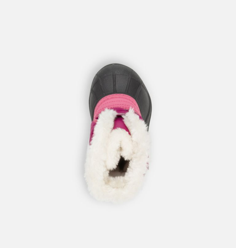 TODDLER SNOW COMMANDER™ | 652 | 6 Toddlers' Snow Commander™ Boot, Tropic Pink, Deep Blush, top