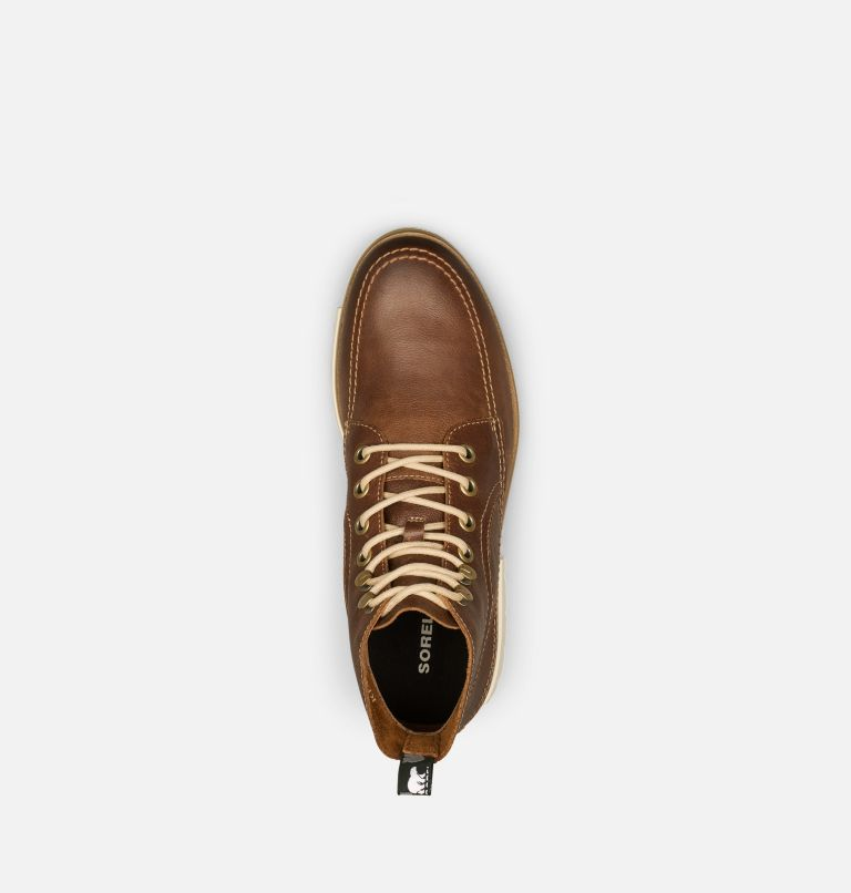 ATLIS™ CHUKKA WP | 286 | 12 Men's Atlis™ Chukka Waterproof, Elk, Oatmeal, top