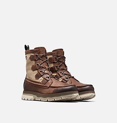 Men's Atlis™ Caribou Boot ATLIS™ CARIBOU WP | 256 | 10, Tobacco, Dark Stone, 3/4 front