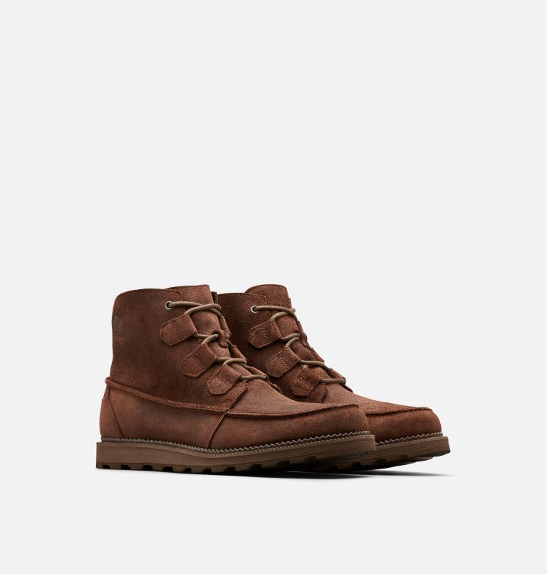 MADSON™ CARIBOU WP | 256 | 10 Bota impermeable Madson™ Caribou para hombre, Tobacco, 3/4 front