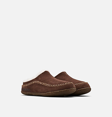 Men's Falcon Ridge™ II Slipper FALCON RIDGE™ II | 224 | 10, Tobacco, 3/4 front