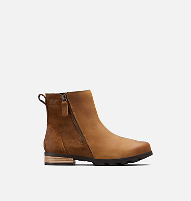Bottine Emelie™ Zip femme EMELIE™ ZIP BOOTIE | 224 | 5, Camel Brown, front