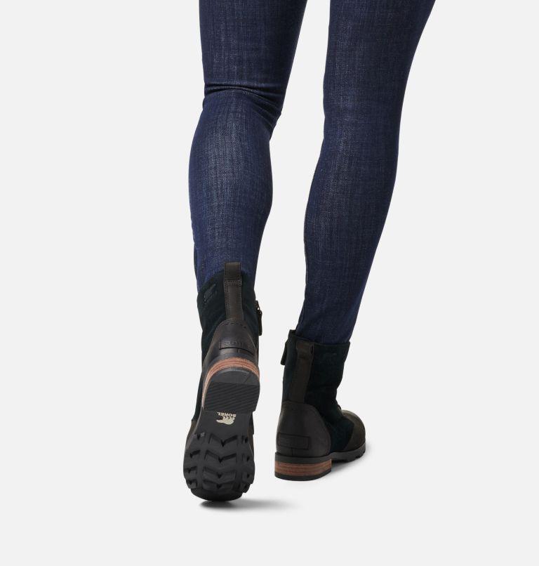EMELIE™ SHORT LACE | 010 | 6 Women's Emelie™ Short Lace Boot, Black, a9