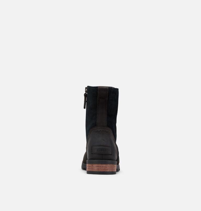 EMELIE™ SHORT LACE | 010 | 6 Women's Emelie™ Short Lace Boot, Black, back