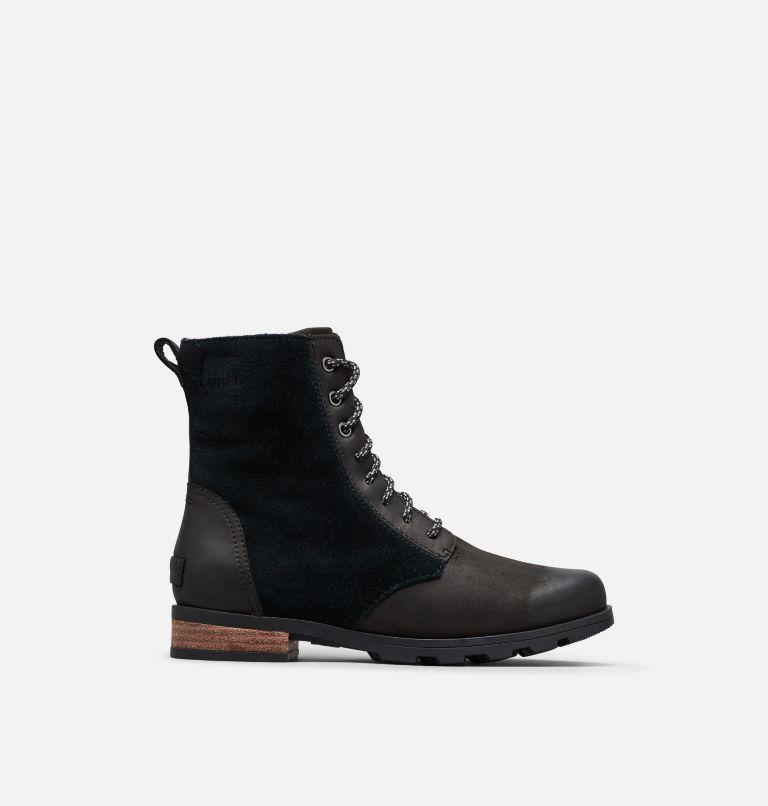 EMELIE™ SHORT LACE | 010 | 7 Women's Emelie™ Short Lace Boot, Black, front