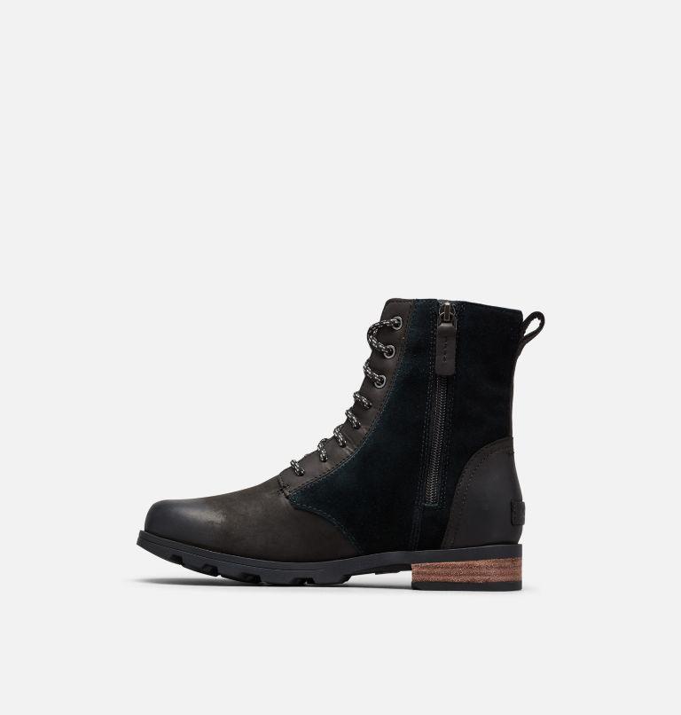 EMELIE™ SHORT LACE | 010 | 6 Women's Emelie™ Short Lace Boot, Black, medial