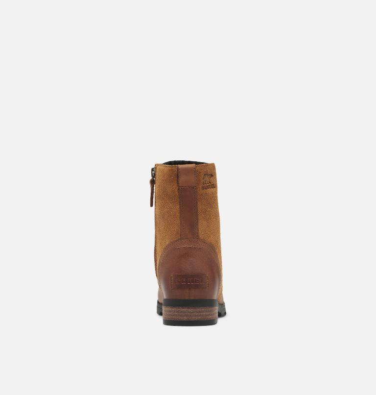 EMELIE™ SHORT LACE | 242 | 9.5 Botte à lacets hauteur-cheville Emelie™ pour femme, Velvet Tan, back