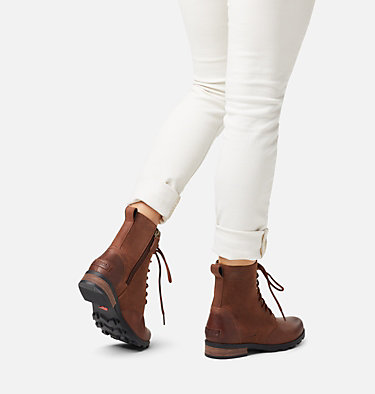 Women's Emelie™ Short Lace Boot EMELIE™ SHORT LACE | 010 | 10, Burro, video