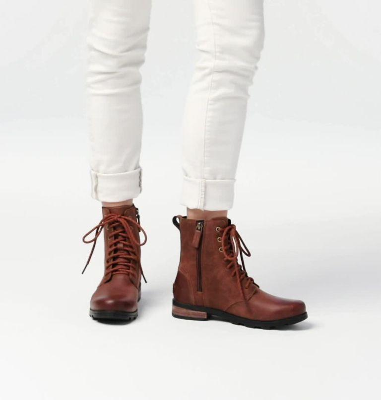 Botte à lacets hauteur-cheville Emelie™ pour femme Botte à lacets hauteur-cheville Emelie™ pour femme, video