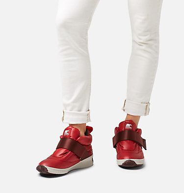 Chaussure Out N About™ Puffy Strap femme OUT N ABOUT™ PUFFY | 010 | 10, Red Dahlia, video