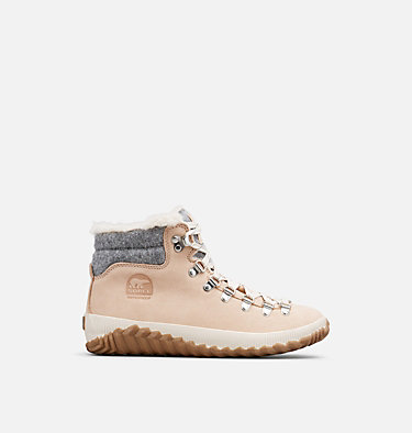 Women's Out N About™ Plus Conquest Boot OUT N ABOUT™ PLUS CONQUEST | 010 | 10, Natural Tan, front