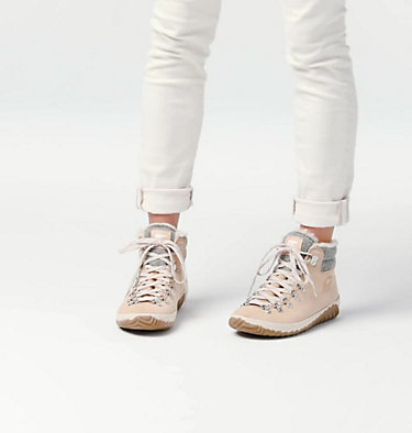 Women's Out N About™ Plus Conquest Boot OUT N ABOUT™ PLUS CONQUEST | 010 | 10, Natural Tan, video