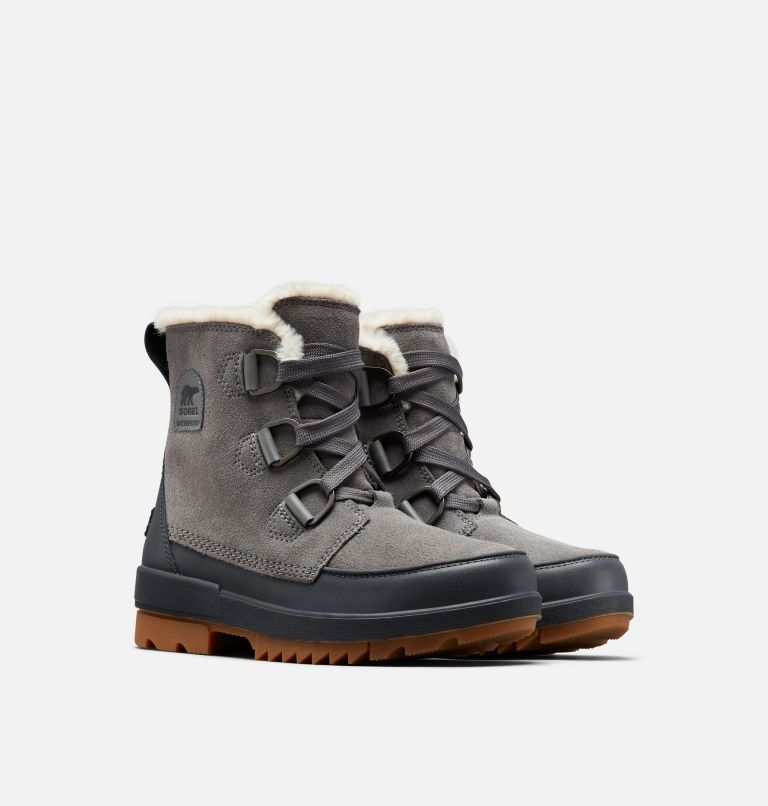 TIVOLI™ IV | 052 | 5.5 Women's Tivoli™ IV Boot, Quarry, 3/4 front