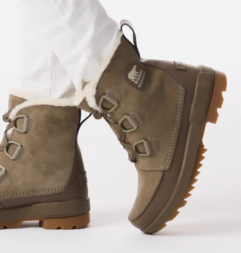 TIVOLI™ IV | 297 | 7 Women's Tivoli™ IV Boot, Khaki II, video