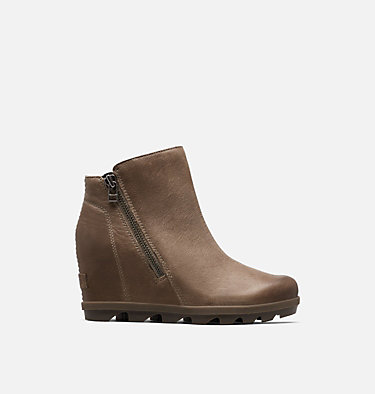 Bottillon à fermeture à glissière Joan of Arctic™ Wedge II pour femme JOAN OF ARCTIC™ WEDGE II ZIP | 052 | 10, Ash Brown, front