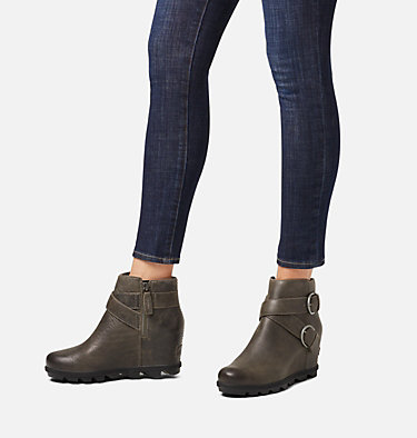 Bottillon à boucles Joan of Arctic™ Wedge II pour femme JOAN OF ARCTIC™ WEDGE II BUCKLE | 010 | 10, Quarry, video