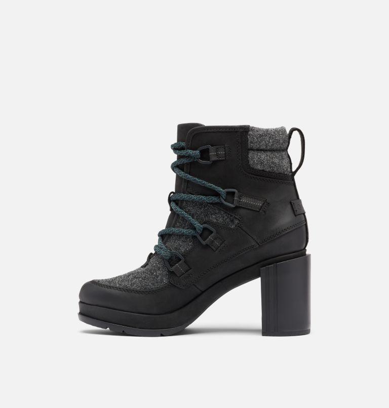 BLAKE™ LACE | 010 | 5.5 Women's Blake™ Lace Bootie, Black, Grey, medial