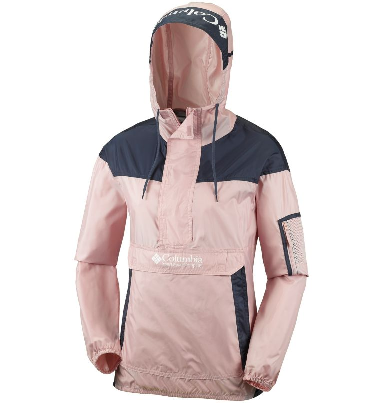 Challenger™ Windbreaker | 618 | L Giacca a vento Challenger™ da donna, Mineral Pink, Nocturnal, a1