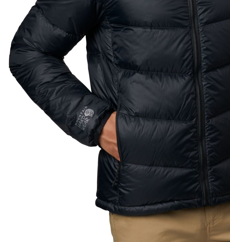 Mt. Eyak™ Down Jacket | 010 | XXL Men's Mt. Eyak™ Down Jacket, Black, a1
