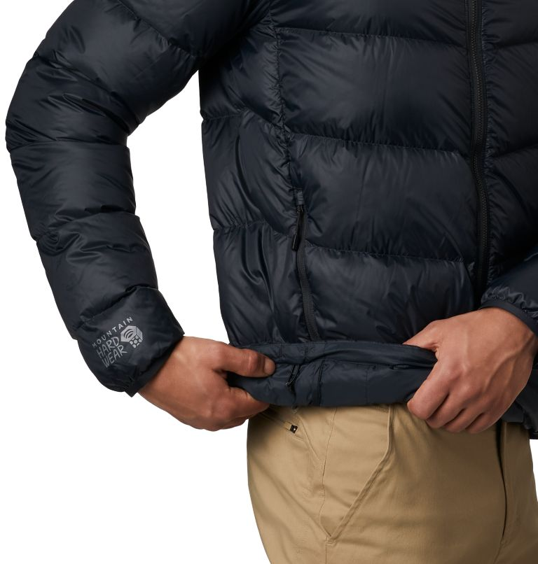 Mt. Eyak™ Down Jacket | 010 | XXL Men's Mt. Eyak™ Down Jacket, Black, a2