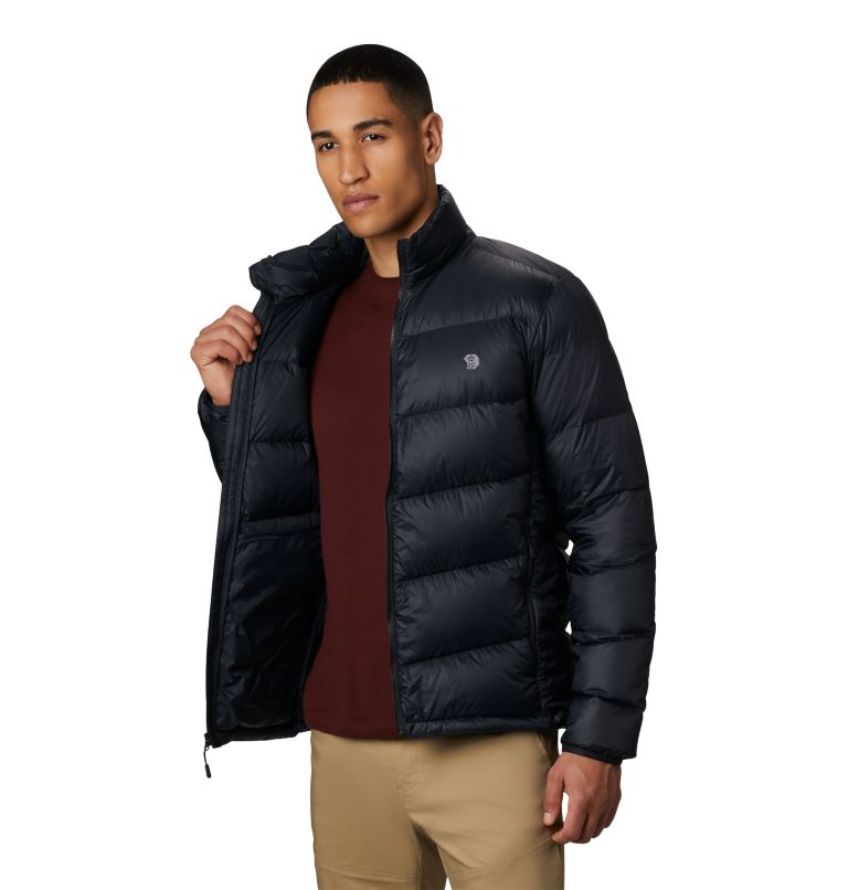 Mt. Eyak™ Down Jacket | 010 | XXL Men's Mt. Eyak™ Down Jacket, Black, a3