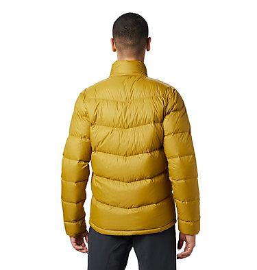 Men's Mt. Eyak™ Down Jacket Mt. Eyak™ Down Jacket | 801 | S, Dark Bolt, back