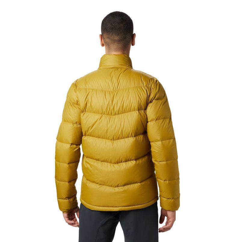 Mt. Eyak™ Down Jacket | 236 | XXL Men's Mt. Eyak™ Down Jacket, Dark Bolt, back