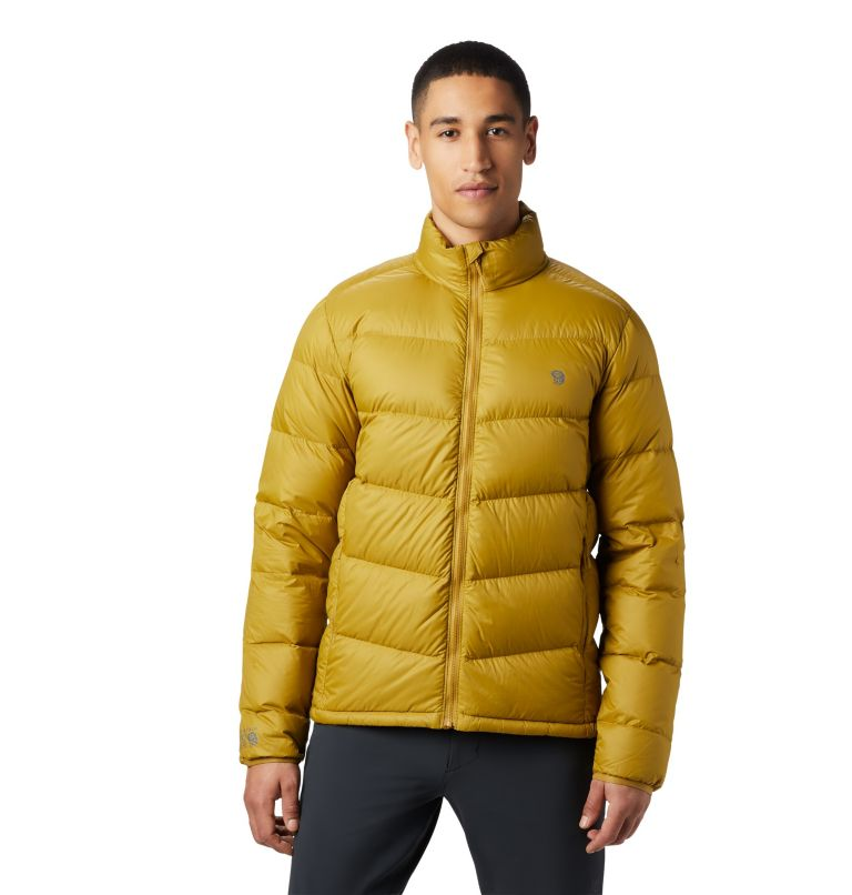 Mt. Eyak™ Down Jacket | 236 | XXL Men's Mt. Eyak™ Down Jacket, Dark Bolt, front