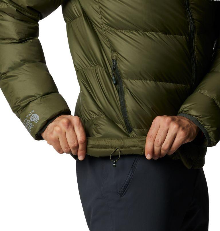 Mt. Eyak™ Down Jacket | 305 | XXL Men's Mt. Eyak™ Down Jacket, Dark Army, a3