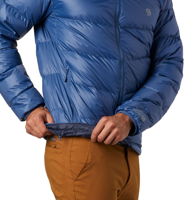 Mt. Eyak™ Down Jacket | 452 | L Men's Mt. Eyak™ Down Jacket, Better Blue, a2