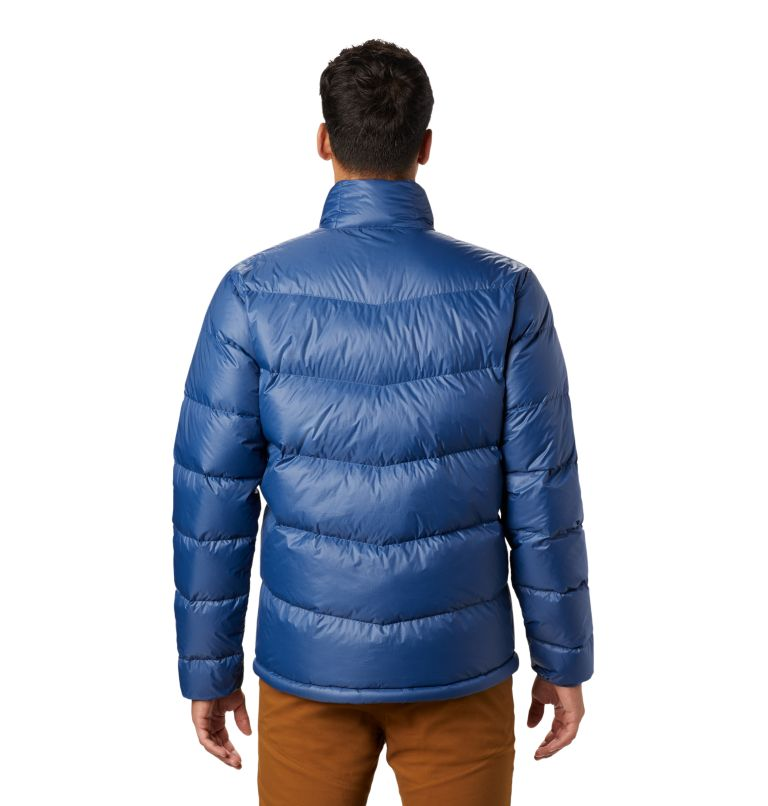 Mt. Eyak™ Down Jacket | 452 | L Men's Mt. Eyak™ Down Jacket, Better Blue, back