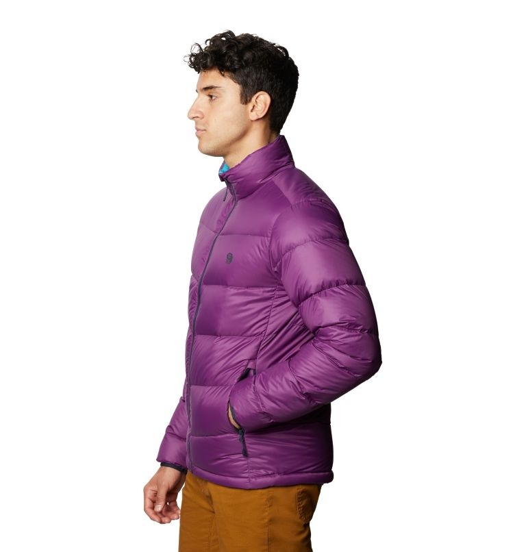 Mt. Eyak™ Down Jacket | 502 | XXL Men's Mt. Eyak™ Down Jacket, Cosmos Purple, a1