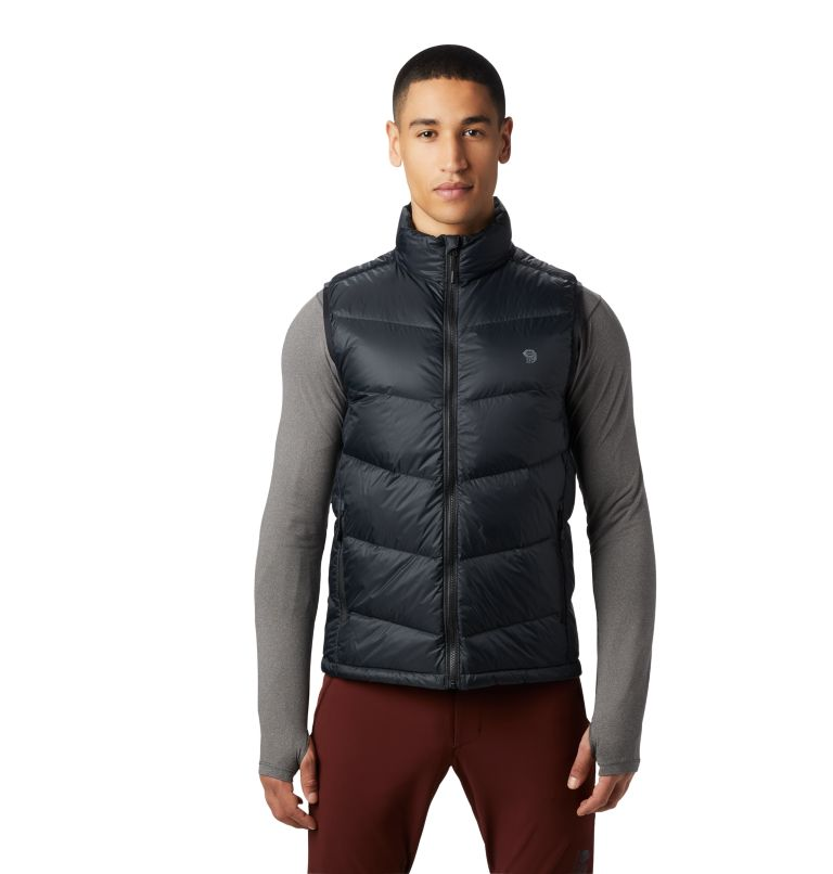 Men's Mt. Eyak™ Down Vest Men's Mt. Eyak™ Down Vest, front