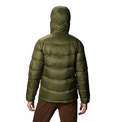 Men's Mt. Eyak™ Down Hoody Mt. Eyak™ Down Hoody | 304 | L, Dark Army, back