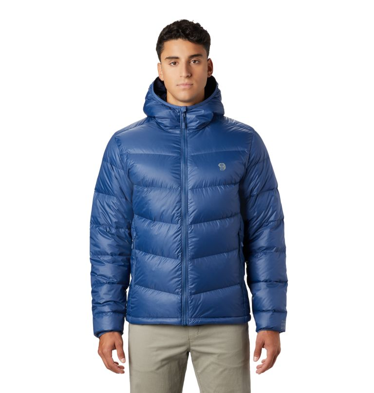 Men's Mt. Eyak™ Down Hoody Men's Mt. Eyak™ Down Hoody, front