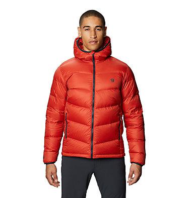 Men's Mt. Eyak™ Down Hoody Mt. Eyak™ Down Hoody | 304 | L, Desert Red, front