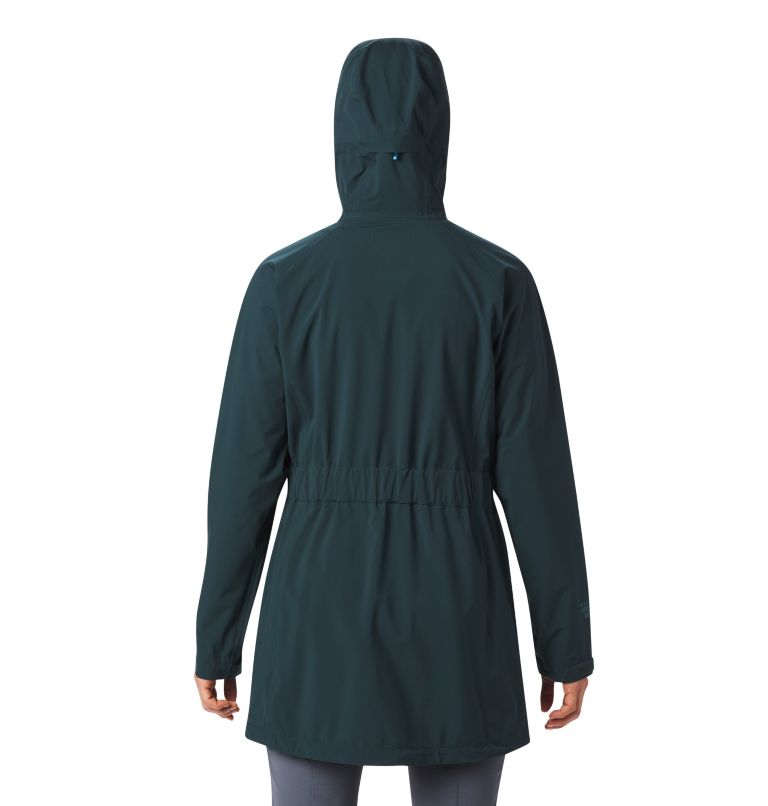 Women's Stretch Ozonic™ Parka  Women's Stretch Ozonic™ Parka, back