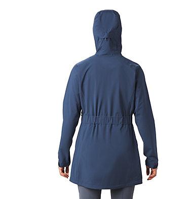Women's Stretch Ozonic™ Parka Stretch Ozonic™ Parka | 310 | L, Zinc, back